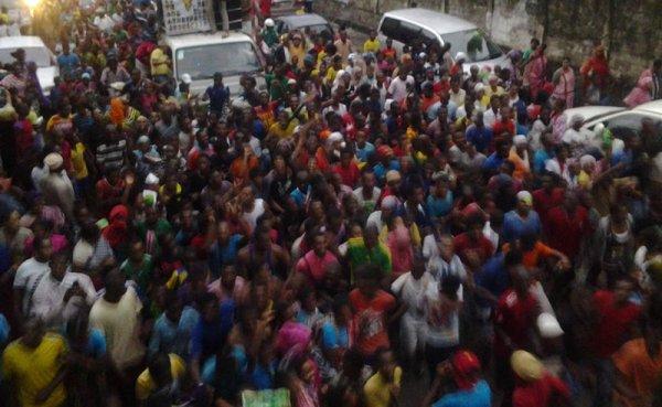 Election législative à Ndzuani : Juwa en pole position, l'Updc résiste