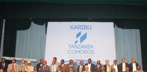 Forum commercial Comores-Tanzanie : «Tirer de notre voisinage le maximum de profits»
