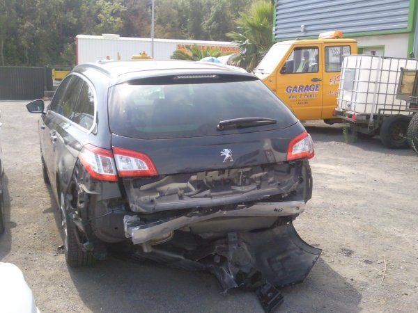 Accident for Garage renault agde route sete
