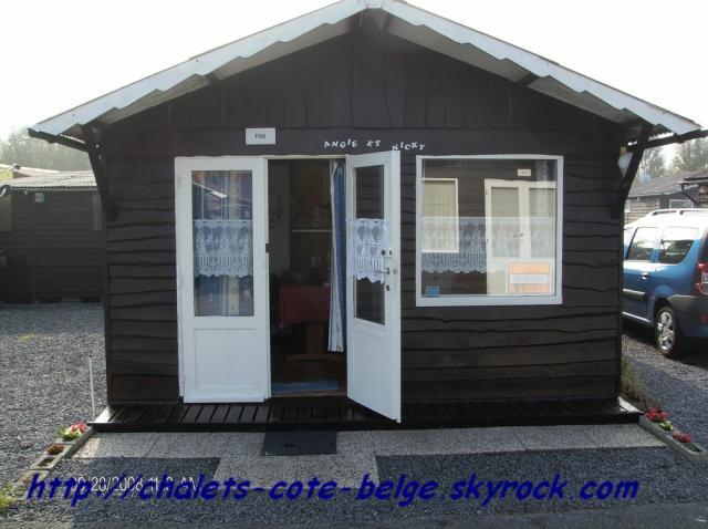 Blog de chalets cote belge location chalet camping for Camping cote belge avec piscine