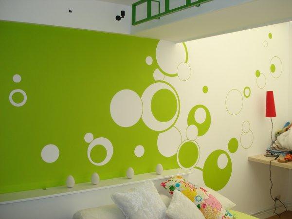 Kot jardin botanique li ge coaching deco - Cuisine mur vert pomme ...