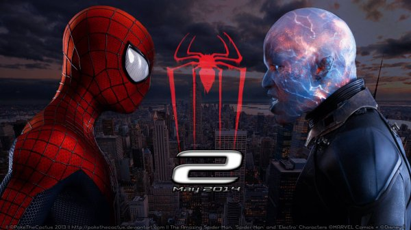 Amazing spiderman 2!
