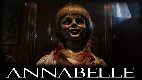 Annabelle, de retour apr�s son apparition dans:The Cojuring.