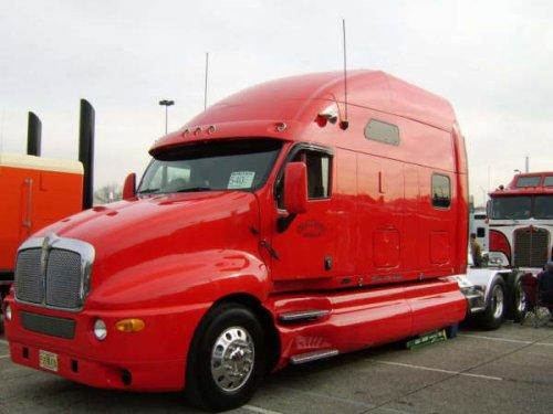 Les 5 camions de l 39 amerique du nord usa canada camions for Camion americain interieur cabine