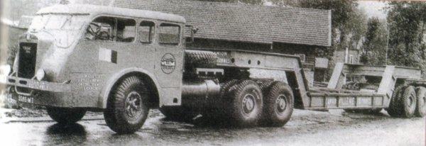 les camions de nos grands-peres
