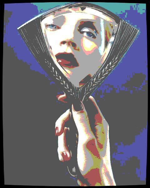 Blog de miroirsauxallouettes miroirs aux allouettes for Regard dans le miroir que tu vois