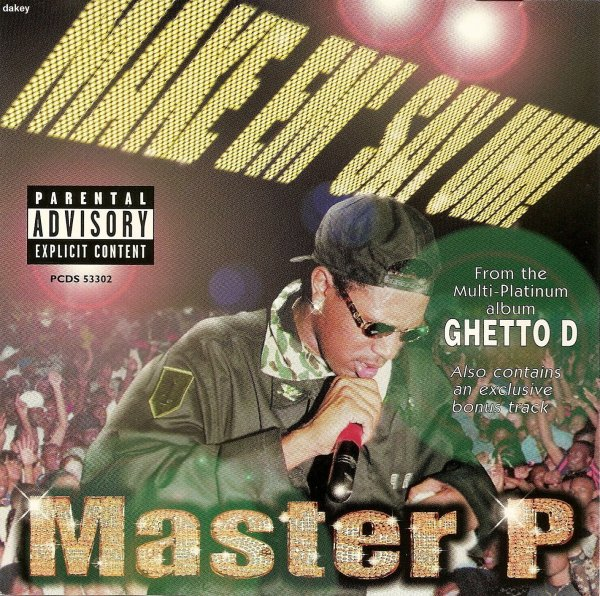 Master P - Make Em Say Uhh *single*