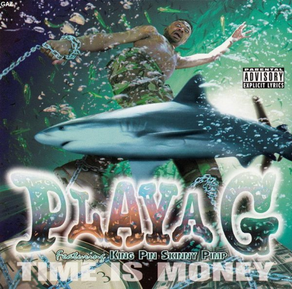 Playa G - Time Is Money *single*