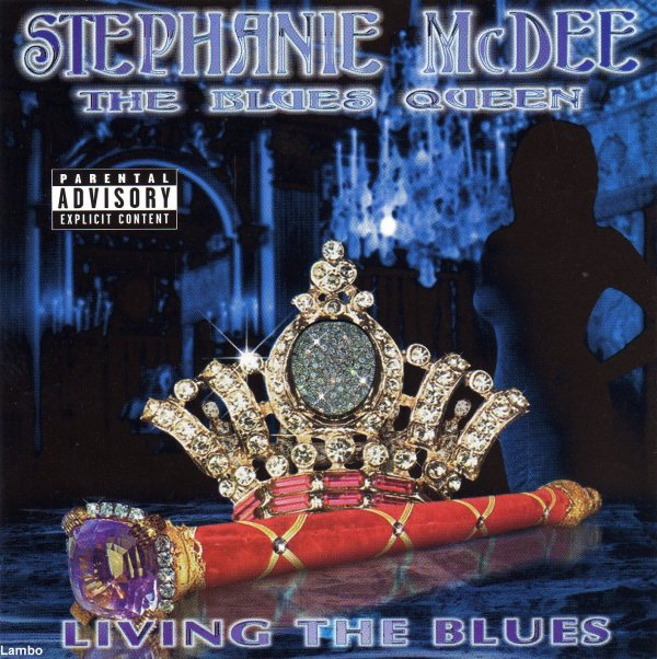 Stephanie McDee - Living The Blues