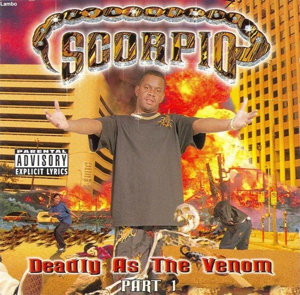Scorpio - Deadly As The Venom Part 1