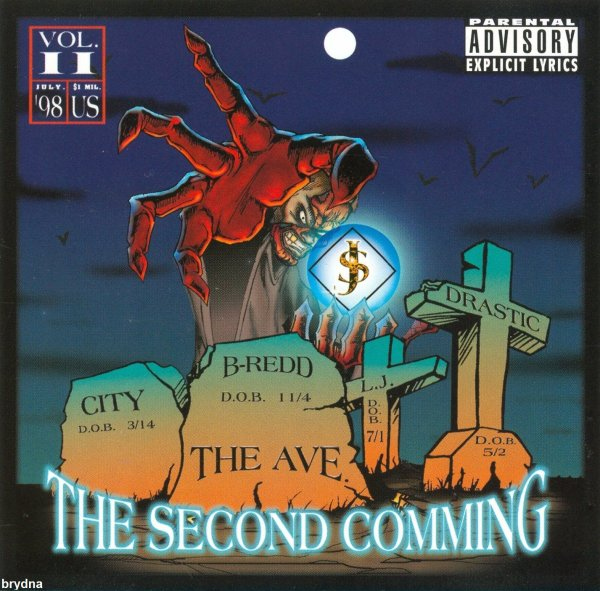 The Ave - The Second Comming