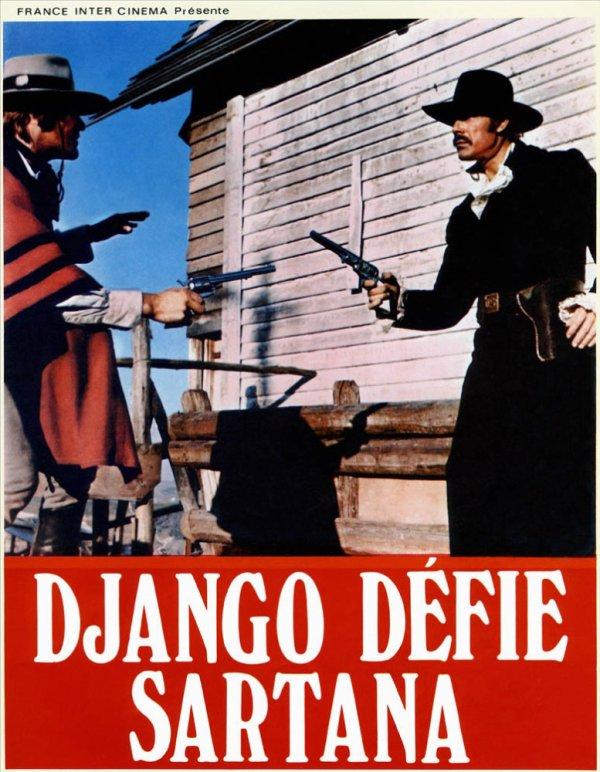 Django défie Sartana: