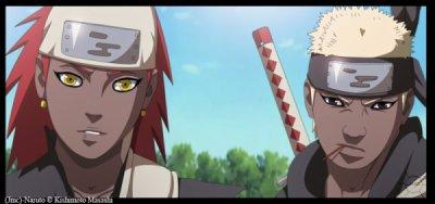 Les personnages du village de kumo