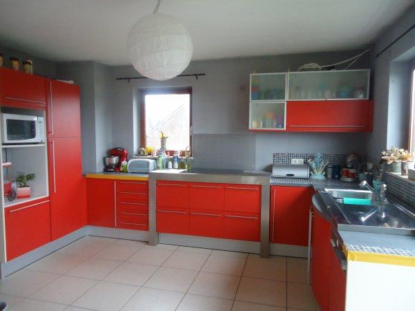 Notre cuisine quip e est plac e construire son reve for Grande cuisine equipee