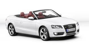 audi a5 cabriolet blanche. Black Bedroom Furniture Sets. Home Design Ideas