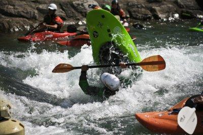 le kayak ces toute ma vie