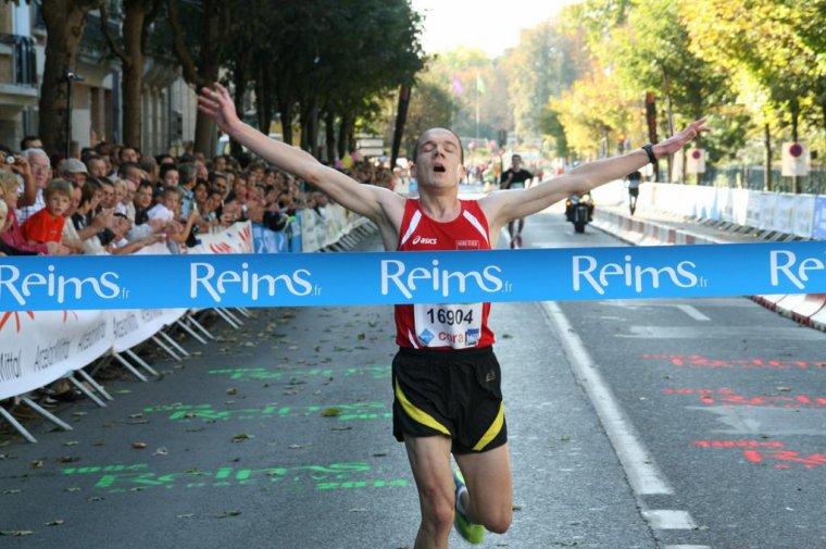 Victoire du 10 km de Reims A Toutes Jambes !