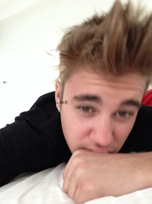 Vid�os de Justin + Photos post�es sur Instagram et Shots of me