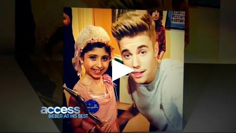 Photos et vid�os de Justin (suite)