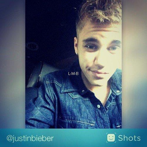 Photos post�es par Justin sur Instagram