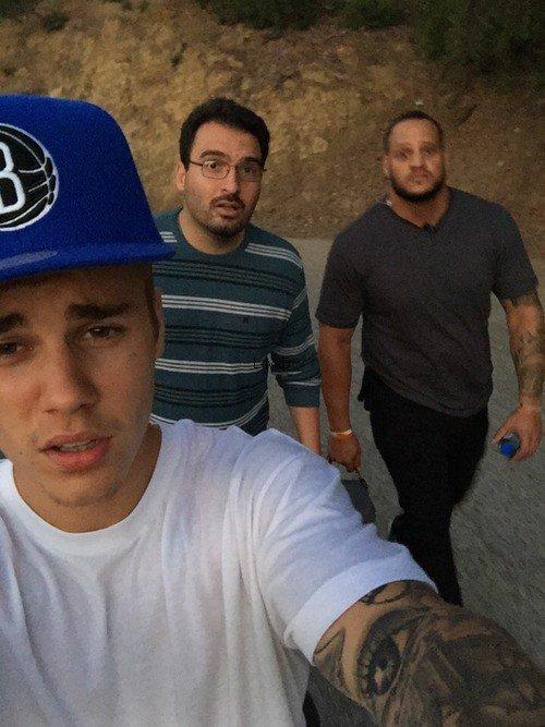 Photos post�es par Justin sur Shots of me