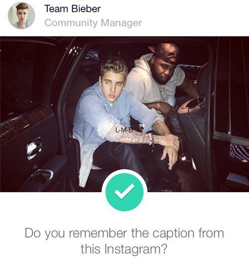 Photos de Justin (suite) + Photos et vid�o post�es sur Shots of me et Instagram