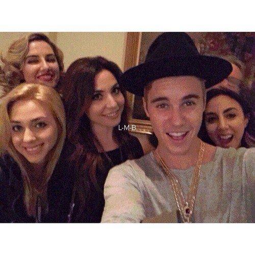 Photos et vid�o de Justin (suite)