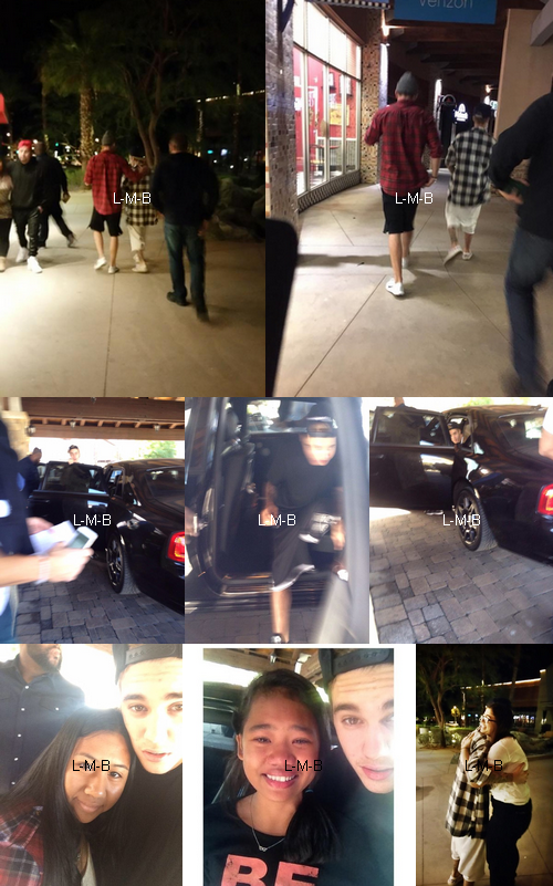 Photos diverses de Justin + Photos post�es sur Shots of me et Instagram