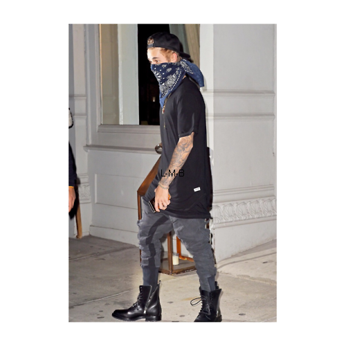 Photos post�es par Justin sur Instagram, Shots of me et Fahlo