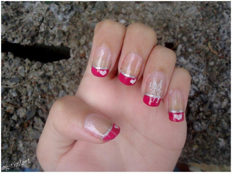 Nail Art au Stamping N°2