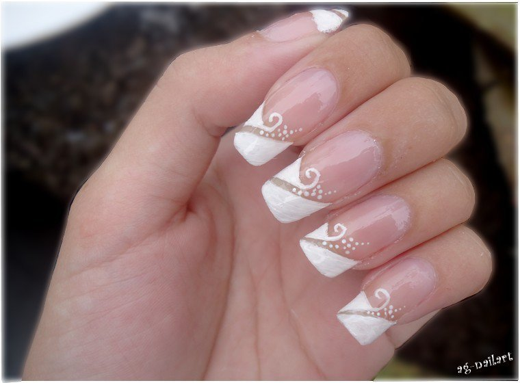 nail art comment faire corset nail art ongles naturels video nail art