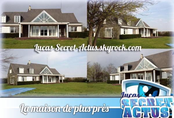 Articles de lucas secret actus tagg s maison des secrets lucas - Ou se trouve la maison des secrets ...