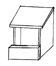 nichoir pour le rouge gorge ce que la terre sera demain. Black Bedroom Furniture Sets. Home Design Ideas