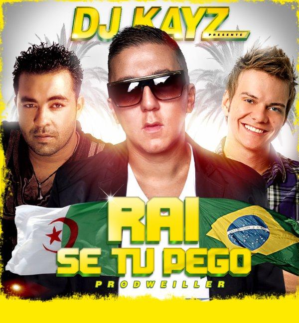 "pony 2012 / DJ KAYZ feat. KADER JAPONAIS  ""rai se tu pego"" (remix rai 2012) (2012)"