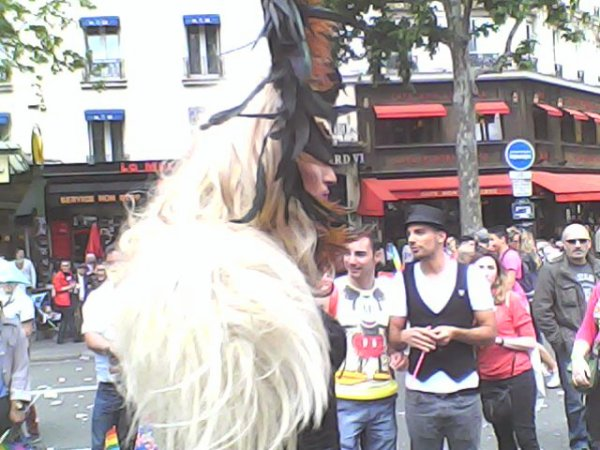 gay pride paris 29 06 2013