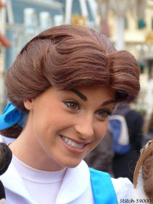 Disneyland 8 janvier 2012 - Belle, B�te et Raiponce