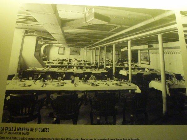 mus e du titanic 4 mes canaris couleurs. Black Bedroom Furniture Sets. Home Design Ideas