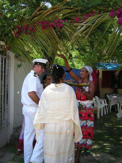 Mariage franco ethiopien blog de fanieric64 for Don de robe de mariage militaire
