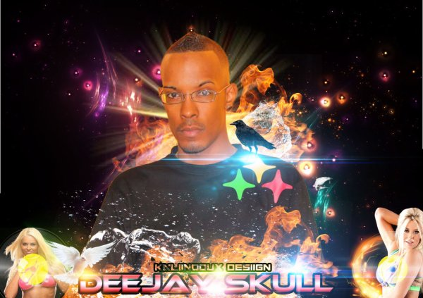 www.new-sound-974.skyblog.com / Dj 'Sk�ll Feat. Delta - Si Ou Ve Le [Vrs. Maxii] (2013)