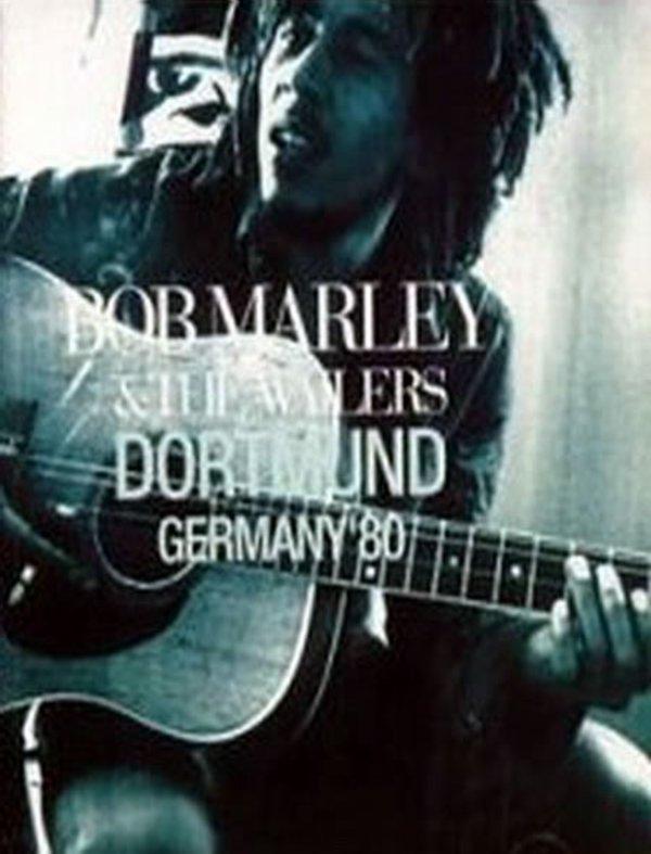 CONCERT : BOB MARLEY - Live in Dortmund (1980)