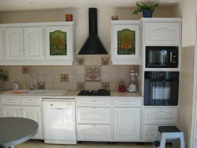 cuisine enti rement r nov e par mes clients avec el onore d co. Black Bedroom Furniture Sets. Home Design Ideas