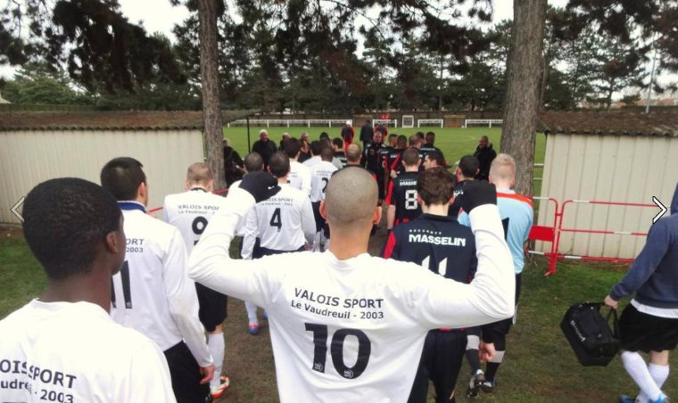 3590 - Reprise de la Saison 2014/2015