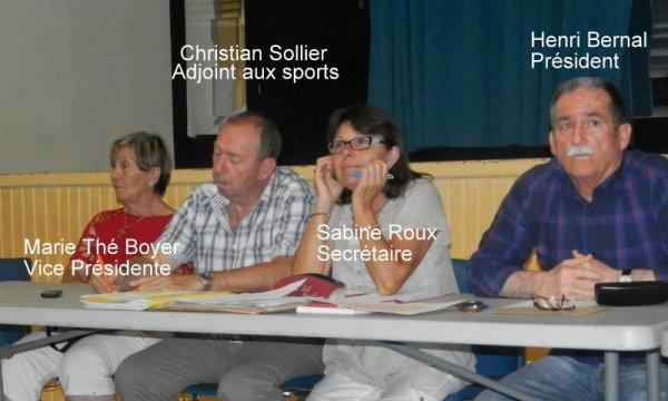 L'ASSEMBLEE GENERALE DE L'ESPERANCE PERNOISE