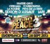 Toute cette semaine, Plan�te Rap se met en mode Urban Peace 3