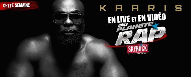 Pose ta question � @KaarisOfficiel1 et elle passera dans @Planete_Rap sur @SkyrockFm