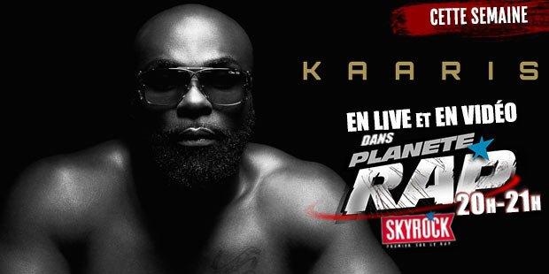 Cette semaine, Fred re�oit Kaaris dans @Planete_Rap sur @SkyrockFm