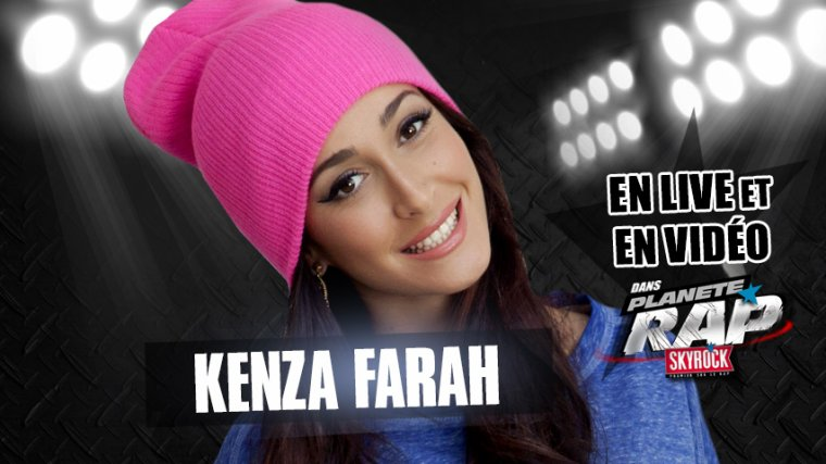 Fred re�oit KENZA FARAH