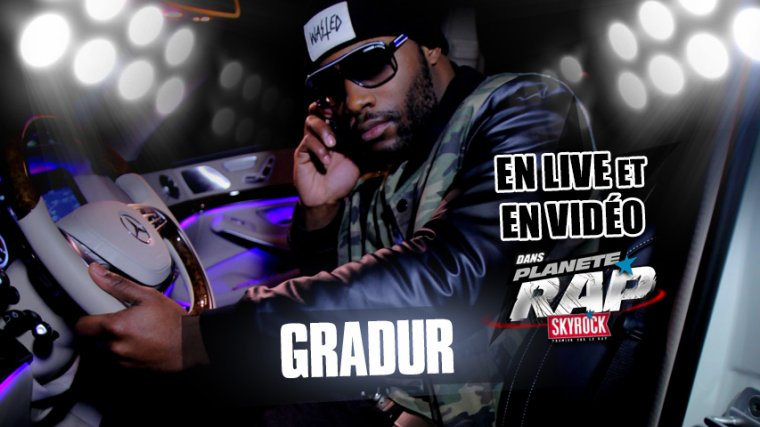 Fred re�oit GRADUR