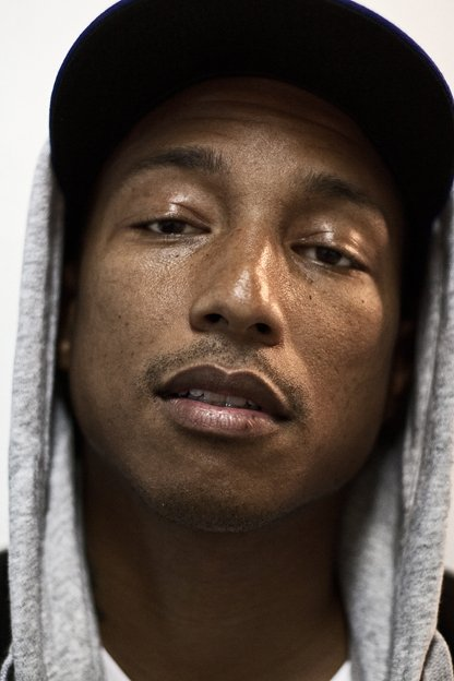 Pharrell par Markus Werner (Avril 2011)