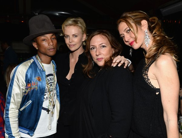 Bionic Yarn, G-Star And Hennessy Privliege Celebrate Pharrell Oscar Nomination - Los Angeles - 27 f�vrier 2014